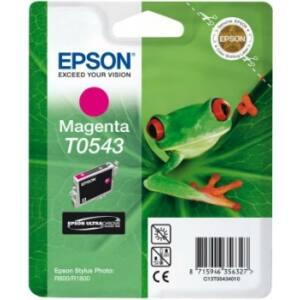 Epson T0543 magenta tintapatron | Stylus Photo R800/1800