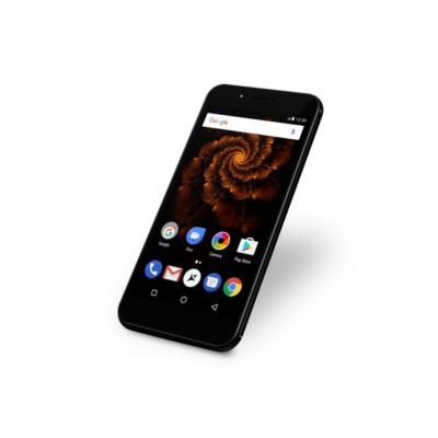 "Allview X4 Soul Mini 5"" LTE 16GB Dual SIM fekete okostelefon"