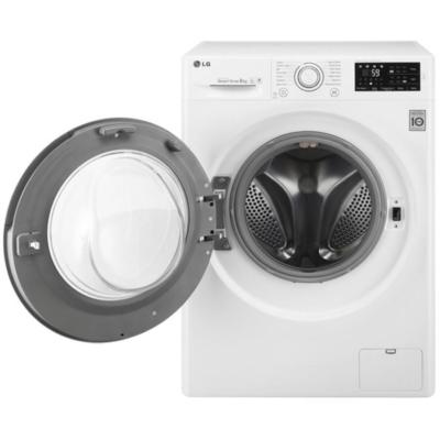 LG F4J5QN4W elöltöltős mosógép, A+++, 7 kg