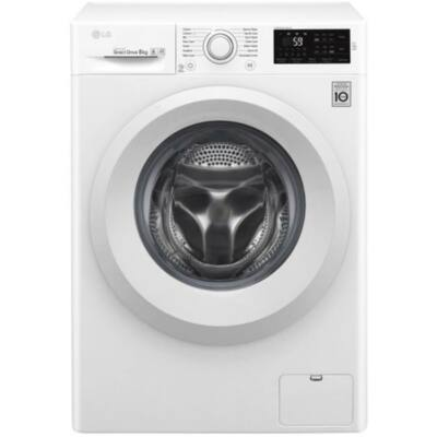 LG F2J5TN3W elöltöltős mosógép, A+++, 8 kg