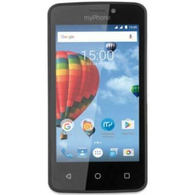 "myPhone Pocket 4"" 3G 4GB Dual SIM fekete okostelefon"