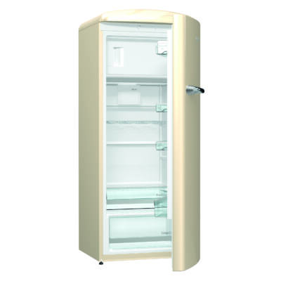 Gorenje ORB152C Egyajtós OT hűtőszekrény - 229/25 liter, A++, FreshZone frissen tartó rekesz