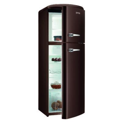 Gorenje RF60309OCH Old Timer Hűtőszekrény - 229/65 liter, A++, gyorshűtés és -fagyasztás funkciók