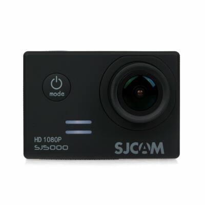 SJCAM SJ5000 sportkamera - eredeti gyártói modell - fekete