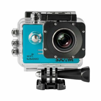 SJCAM SJ5000 WIFI sportkamera - eredeti gyártói modell - kék
