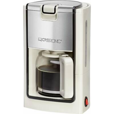 Clatronic KA3558 kávéfőző KREM, 8-10 csésze kávé, 900W