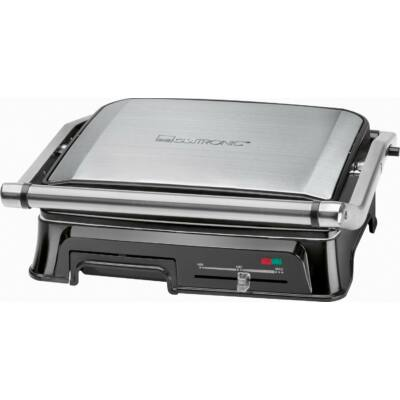 Clatronic KG3571 kontakt grill, kerámia bevonat, 2000W