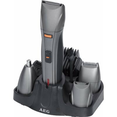 AEG BHT5640 hajvágó és borotva, 4in1, hálózati vagy akkumulátoros működés