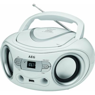 AEG SR4374 CD-s rádió