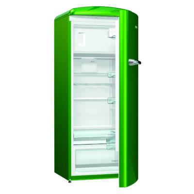 Gorenje ORB152GR Egyajtós OT hűtőszekrény - 229/25 liter, A++, IonAir ionizációs rendszer