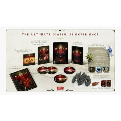 Diablo 3 PC Collectors Edition