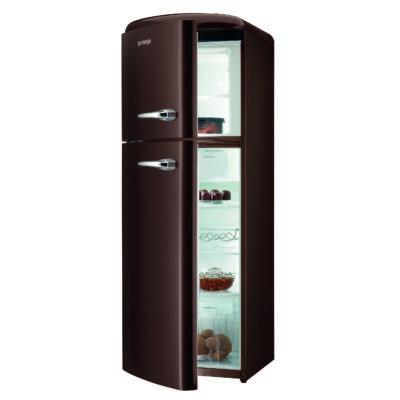Gorenje RF60309OCHL Old Timer Hűtőszekrény - 229/65 liter, A++, gyorshűtés és -fagyasztás funkciók
