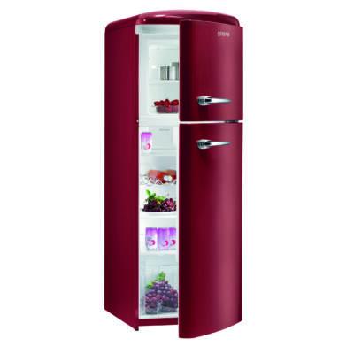 Gorenje RF60309OR Old Timer Hűtőszekrény - 229/65 liter, A++, palacktartó rács