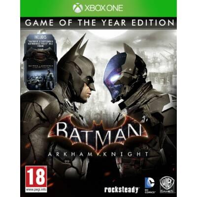 Batman: Arkham Knight GOTY - XONE