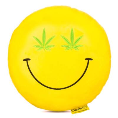 Cannabis Emoji Párna