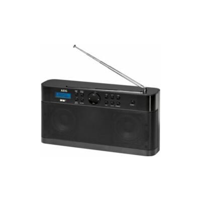 AEG DAB4124 dab rádió, FM sztereo rádió, 10 tárhely