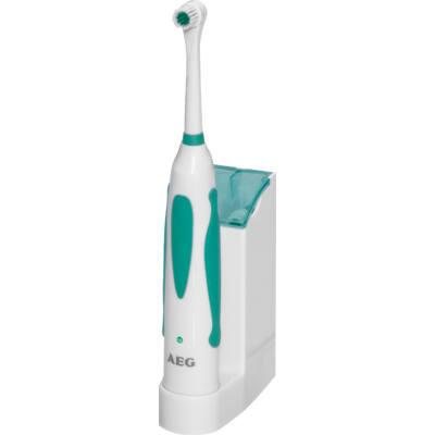 AEG EZ5623 elektromos fogkefe, akkumulátoros működés, 4pótfejjel