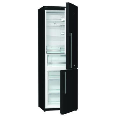 Gorenje NRK62JSY2B Simplicity Kombinált hűtőszekrény - 222/85 liter, A++, NoFrostPlus