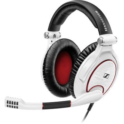 Sennheiser  G4ME ZERO Stereo Gamer fejhallgató mikrofonnal fehér multiplatform