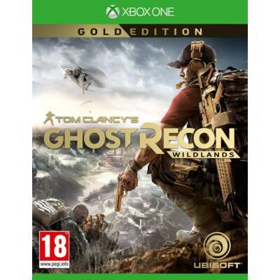 Tom Clancy's Ghost Recon Wildlands Gold Edition - XONE
