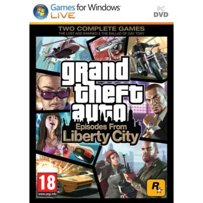 Grand Theft Auto Episodes from Liberty City - PC