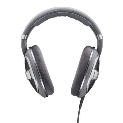 Sennheiser  HD 579 Stereo fejhallgató   ezüst kagylós nyitott kialakítású