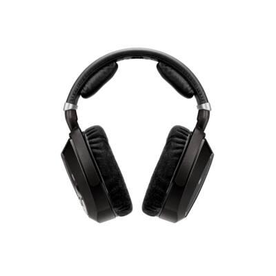 Sennheiser  RS 185 Stereo fejhallgató  fekete  vezeték nélküli
