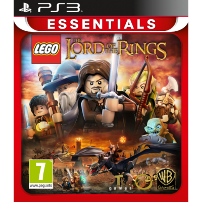 LEGO THE LORD OF THE RINGS (ESSENTIALS) - PS3