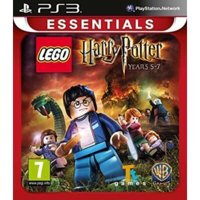 Lego Harry Potter 5-7 Essentials - PS3
