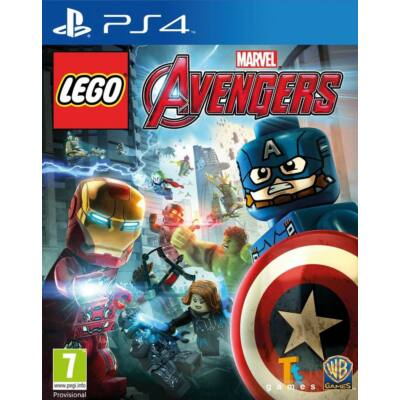 LEGO MARVELS AVENGERS - PS4