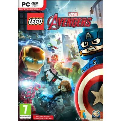 LEGO MARVEL AVENGERS - PC