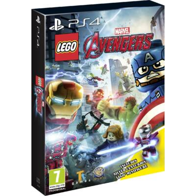 LEGO MARVELS AVENGERS TOY EDITION - PS4