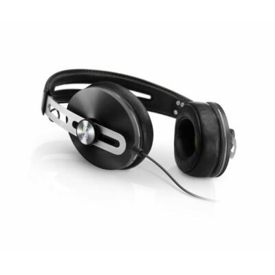 Sennheiser  Momentum2 Around-Ear i Black Stereo fejhallgató mikrofonnal fekete kagylós zárt