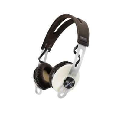 Sennheiser  Momentum2 On-Ear Wireless Ivory (BT) Stereo fejhallgató mikrofonnal ivory bluetooth