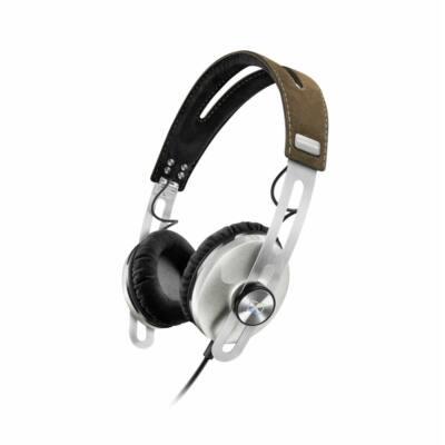 Sennheiser  Momentum2 On-Ear G Silver Stereo fejhallgató mikrofonnal ezüst kagylós zárt kialakítású
