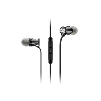 Sennheiser  Momentum In-Ear Chrome (Galaxy) Stereo fülhallgató mikrofonnal chrome elegáns