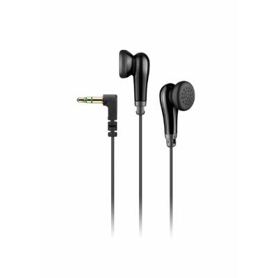 Sennheiser MX 475 Stereo fülhallgató - fekete ultrakönnyű dinamikus basszussal