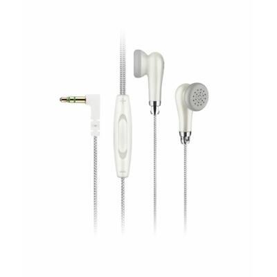 Sennheiser MX 585 Stereo fülhallgató - fehér ultrakönnyű dinamikus basszussal