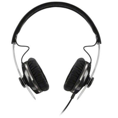 Sennheiser  Momentum2 On-Ear G Black Stereo fejhallgató mikrofonnal fekete kagylós zárt kialakítású