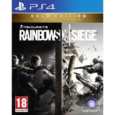 Rainbow Six: Siege Gold Edition - PS4