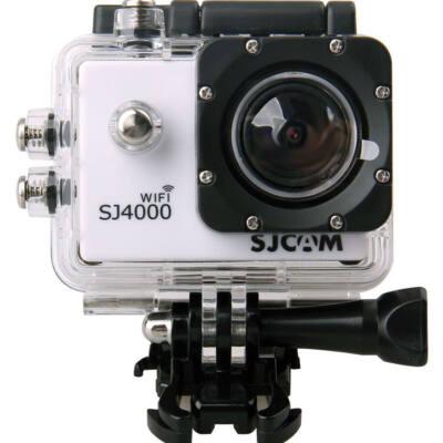SJCAM SJ4000 WiFi sportkamera eredeti gyártói modell fehér