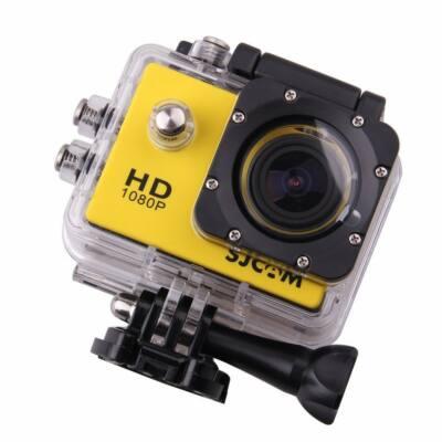 SJCAM SJ4000 sportkamera eredeti gyártói modell sárga