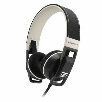 Sennheiser URBANITE (Galaxy), Black Stereo fejhallgató mikrofonnal - fekete mély basszussal