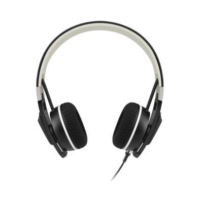 Sennheiser URBANITE, Black Stereo fejhallgató mikrofonnal  - fekete  kagylós szilárd basszussal