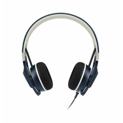 Sennheiser URBANITE, Denim Stereo fejhallgató mikrofonnal - Denim kagylós szilárd basszussal