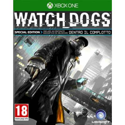 WATCH DOGS SPECIAL EDITION - Xbox ONE