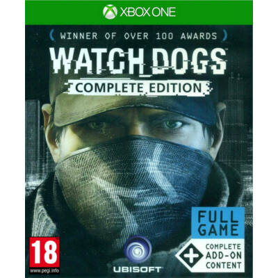 Watch Dogs: Complete Edition - XONE