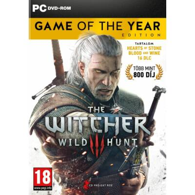 The Witcher 3 Wild Hunt GOTY - PC