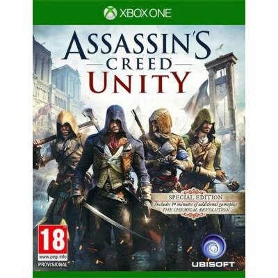 Ubisoft Assassin's Creed Unity (Xbox One) Játékprogram
