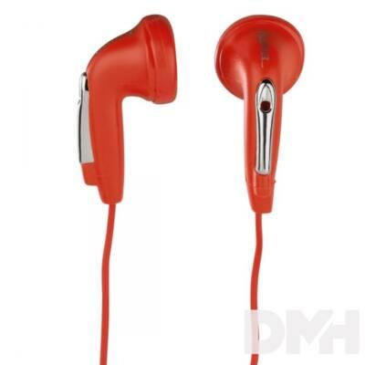 Hama Hk-1103 Sztereó Vörös Fülhallgató